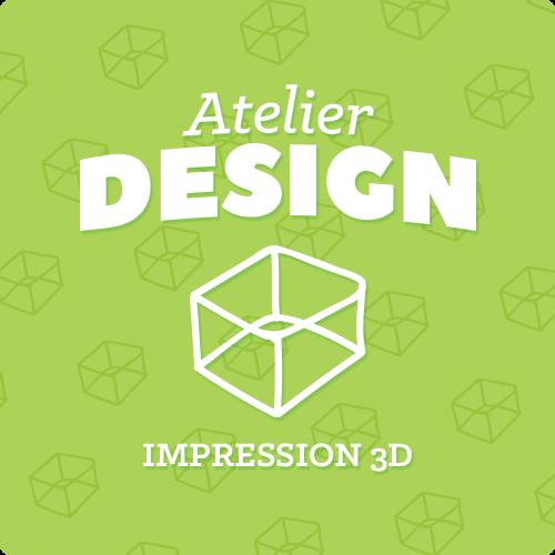 Image de  DESIGN et IMPRESSION 3D - Samedi 7 Octobre de 11:00 à 13:00