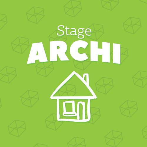 Image de STAGE ARCHITECTURE- Du lundi 28 au mercredi 30 Août de 16h30 à 18h30