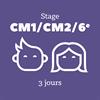 Image de STAGE 3J CM1/CM2/6e - Du lundi 24 au mercredi 26 Février de 10h à 17h30