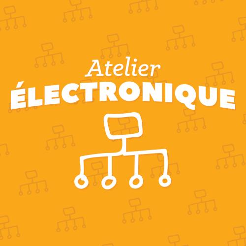 Image de INITIATION ELECTRONIQUE - Mercredi 11 Décembre de 10:30 à 12:00