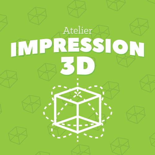 Image de MODELISATION 3D - Samedi 25 Janvier de 11:05 à 12:35