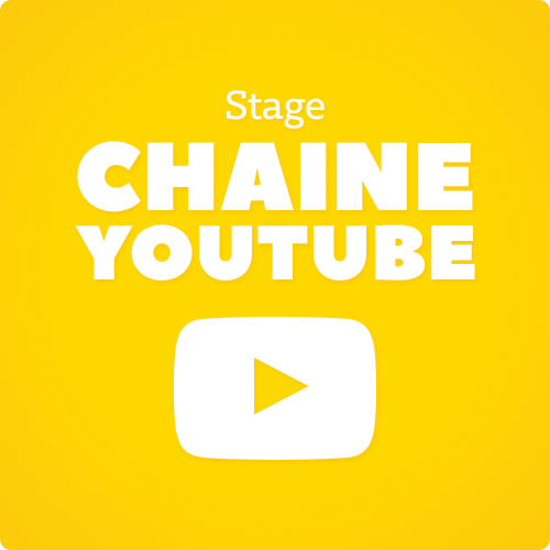 Image de STAGE CHAINE YOUTUBE - Du jeudi 16 au vendredi 17 Avril de 16h00 à 18h00