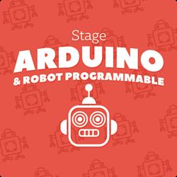 Image de STAGE ARDUINO et ROBOTS PROGRAMMABLES  -Du mercredi 27 au vendredi 29 Septembre de 10h00 à 12h00